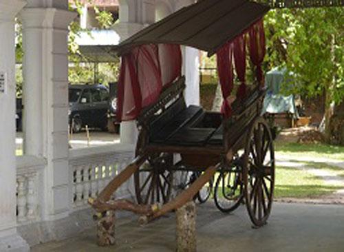 Koloniaal Hotel Nooitgedacht